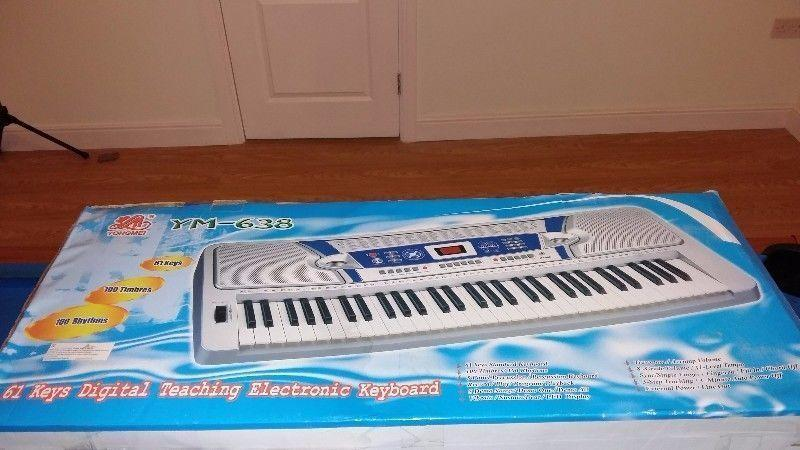 Digital Electronic Piano Keyboard For Sale