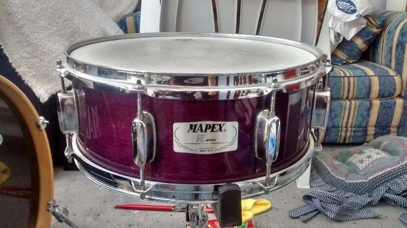 Mapex M Series 5 Piece Drumkit (incl. Cymbals)