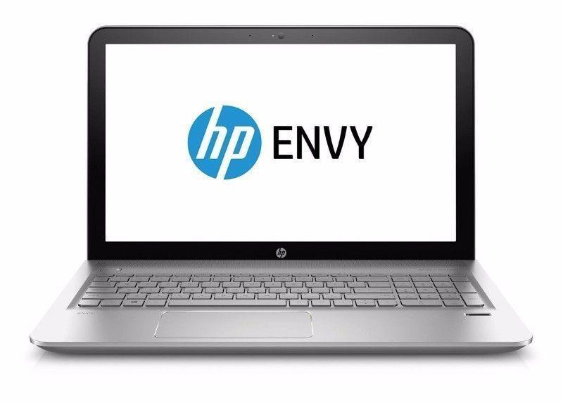 New HP Envy 15 15.6 FULL HD A10 Quad Core 2TB HDD 8GB AMD R6 Graphics Laptop Webcam HDMI Windows 10