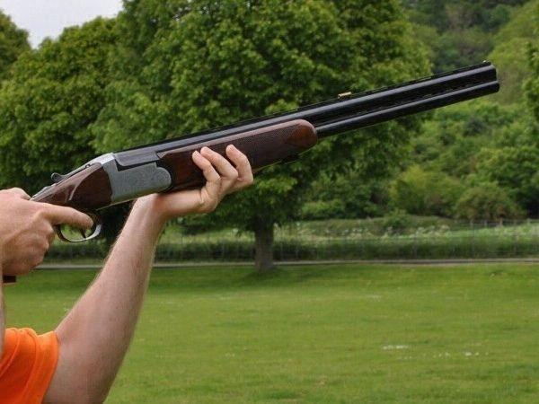 Laser Clay Shooting System