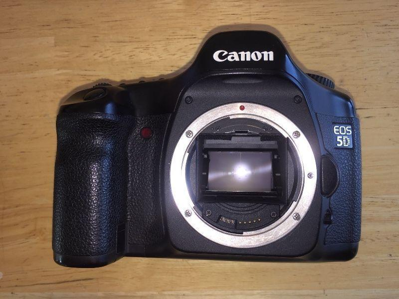 Canon 5D Body in Good condition