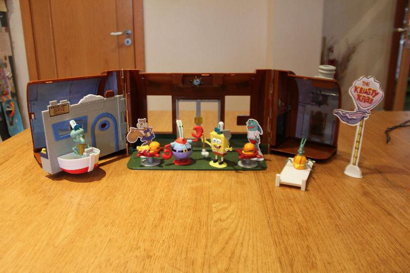 Brilliant Spoungebob Square Pants Playset
