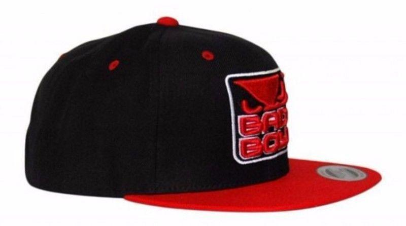 Bad Boy MMA Snapback Hat