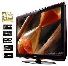 40'' Samsung Series-6 Full HD 1080P LCD TV + Usb