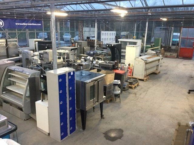 Commercial & Domestic Catering Equipment for Auction on 24/01/2017