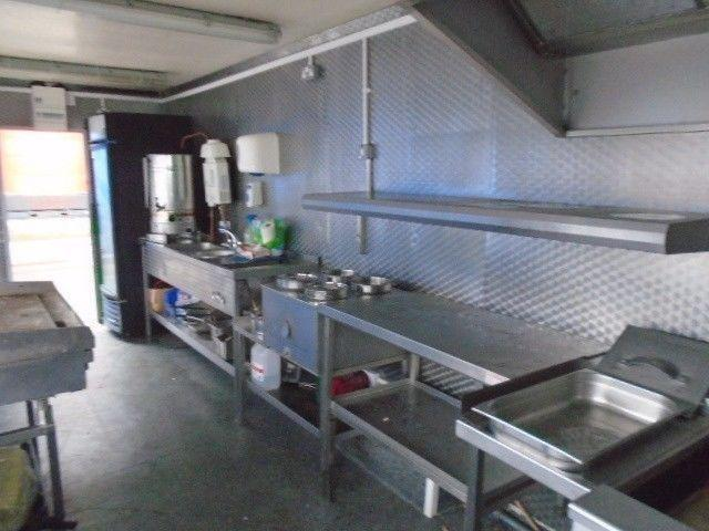 BMS Systems 20ft Catering Trailer FOR AUCTION 24/01/17@10:00am