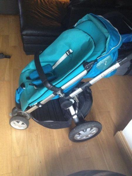 Quinny Buzz 3-Wheeler Stroller