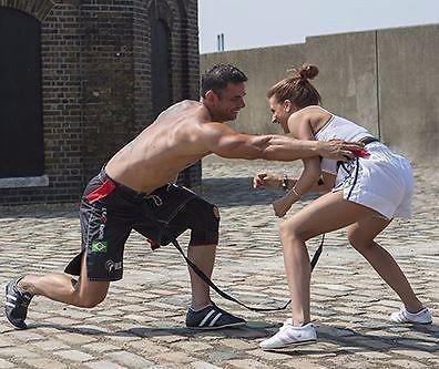 Evasion Belt for martial art training (new)