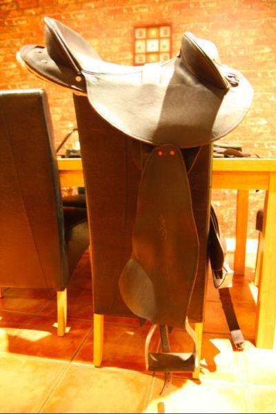 Stcok saddle