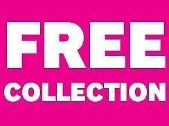 Free collection of unwanted household items