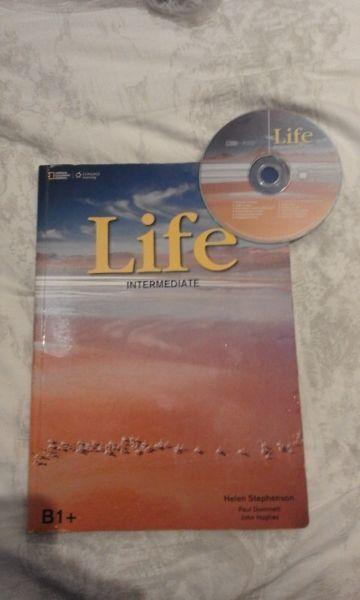 Life Intermediate with a DVD