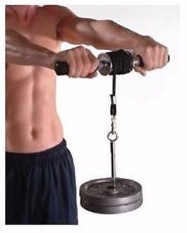 Wrist Curler Forearm Exerciser