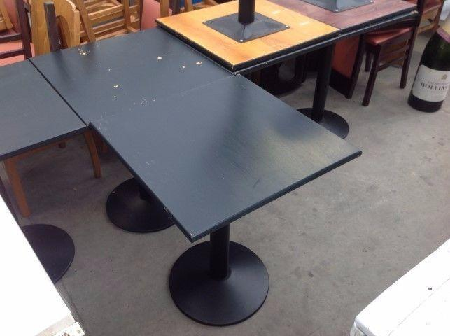 Restaurant Tables & Chairs for Auction on the 21/02/17