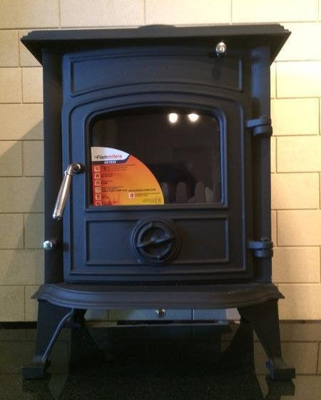 Flammifera Cast iron Sotve 5kw Sale €260