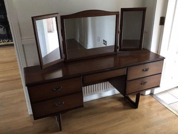 Old Style Dressing Table for sale