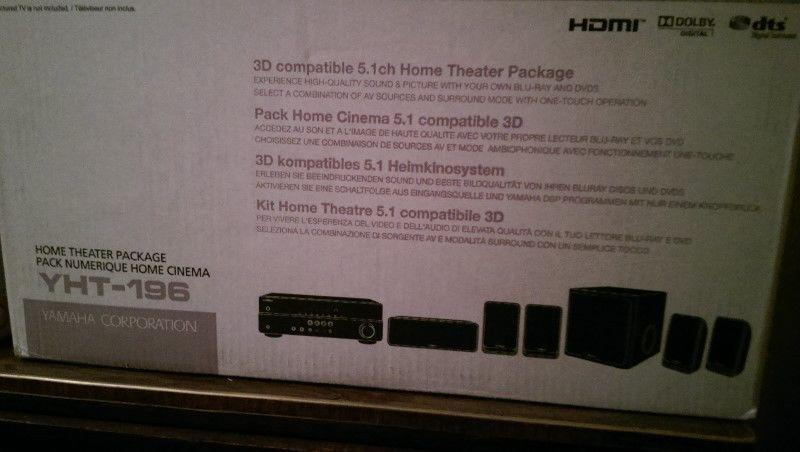 Yamaha Home Cinema system