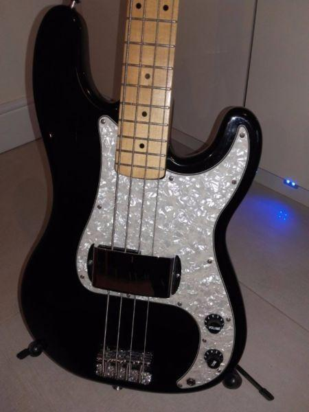 SQUIER PRECISION BASS - for sale