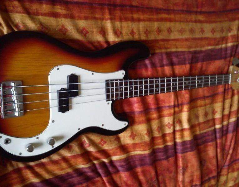SX Precision bass