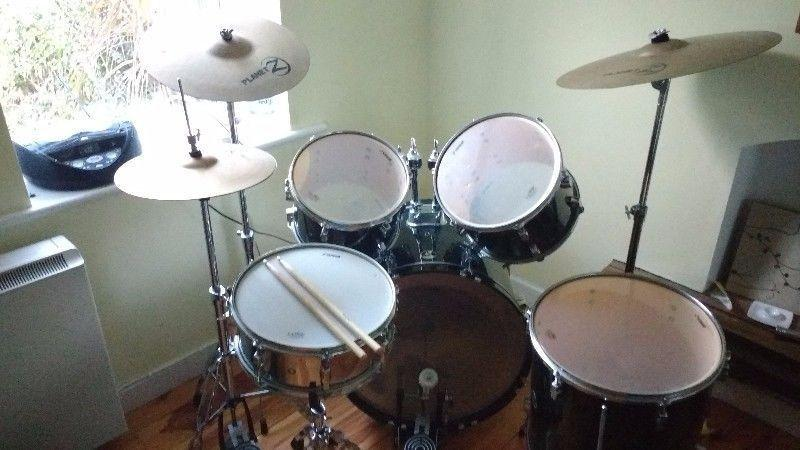 Sonor Force 507 Drum Kit