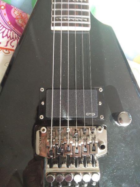 Alexi 200BK Electric Guitar