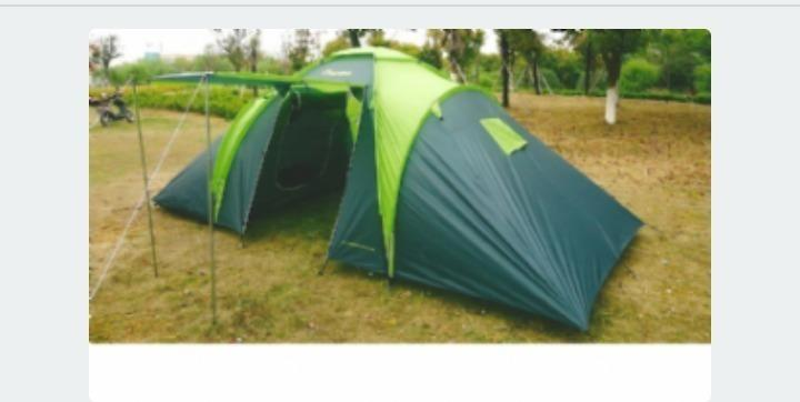 Family dome tent 6 man