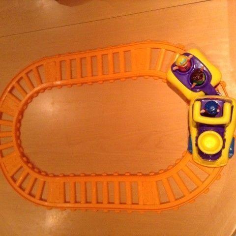 Toys Train Set