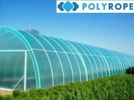 Polytunnel Clear Polythene Sheeting Uv4 Greenhouse