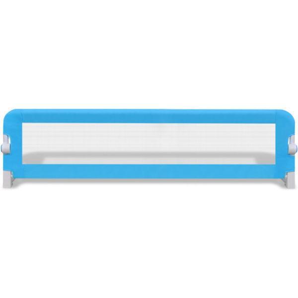Toddler Safety Bed Rail 150 x 42 cm Blue(SKU10104)