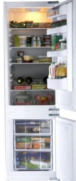 Belling Integrated Fridge Freezer
