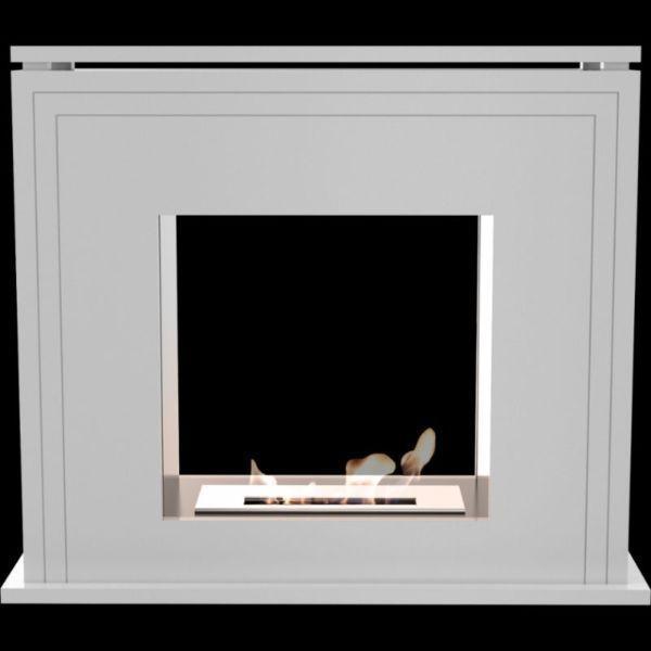 Kratki Portal Fireplace - JUNE