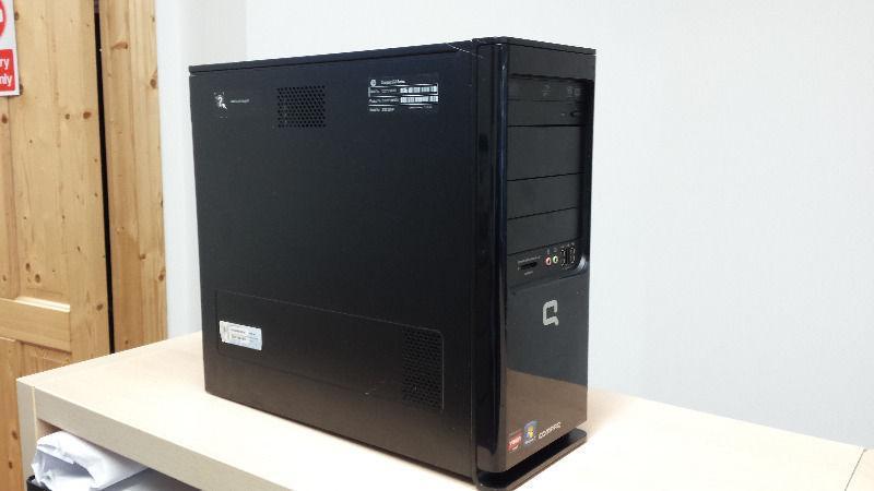 Cheap Desktop Pc Computer AMD Processor 2.9GHz 4GB 250GB Storage Win10