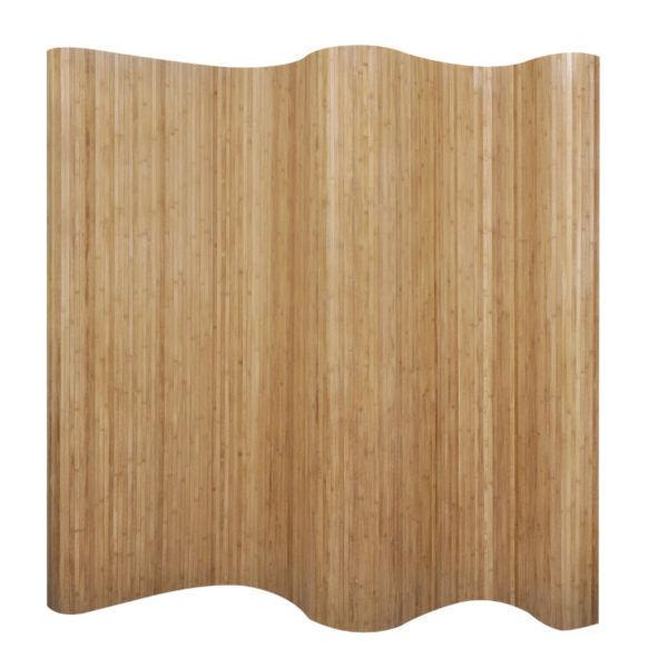 Room Divider Bamboo Natural(SKU241668)