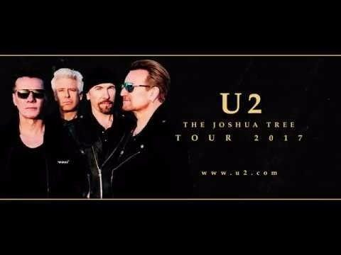 2 U2 Tickets Dublin 2017
