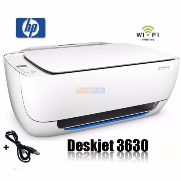 HP Deskjet 3630 Wireless All-In-One Injet Color Printer