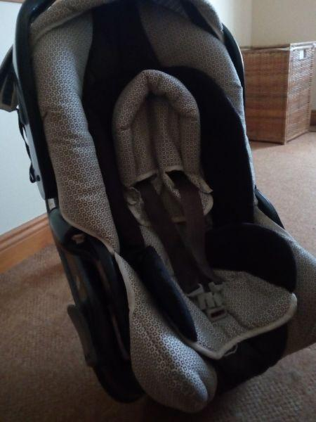 Car seat for infant for sale