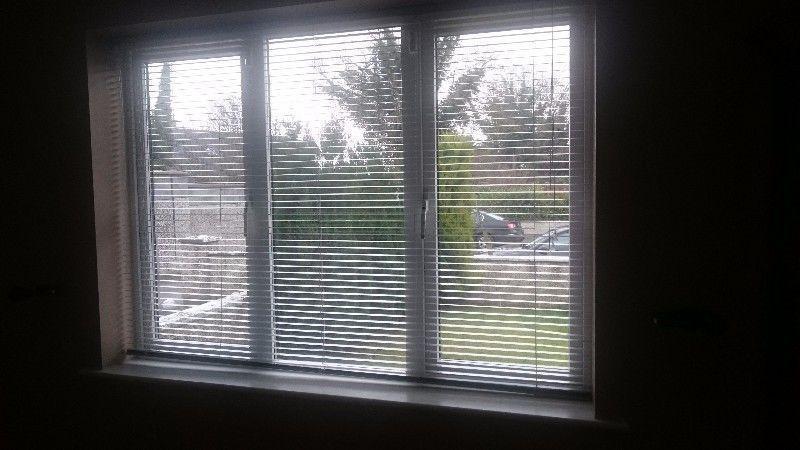 Second hand PVC window