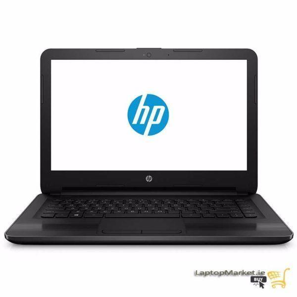HP Pavilion 15-AF119NA AMD Quad Core 4GB DDR3 500GB Black 15.6