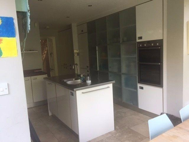 Beautiful architect designed modern kitchen for sale. Used but in good condition