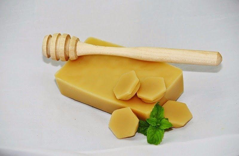 Beeswax, Unbleached, Unrefined, 100% Pure