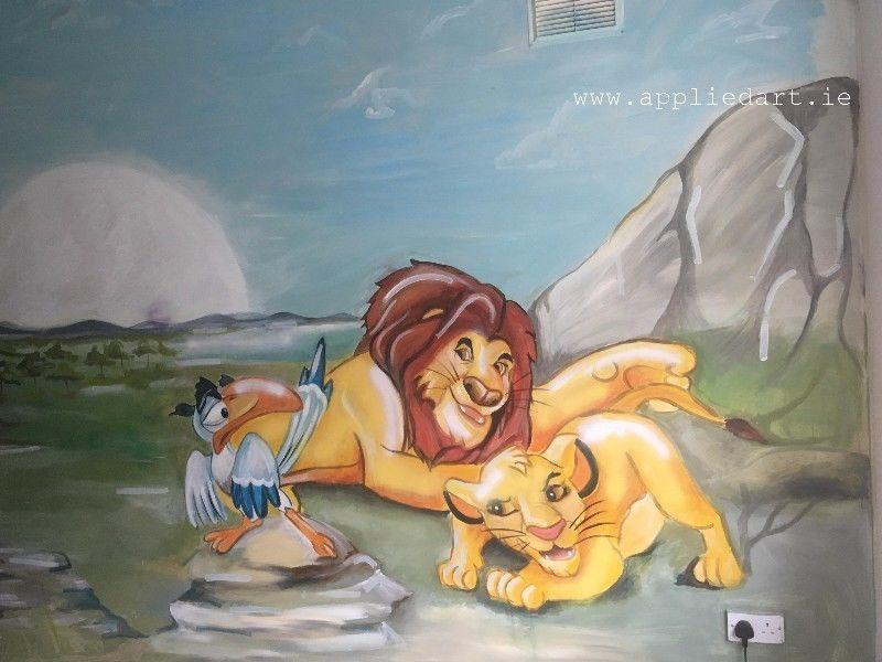 Kids Murals  wall paintings Designer