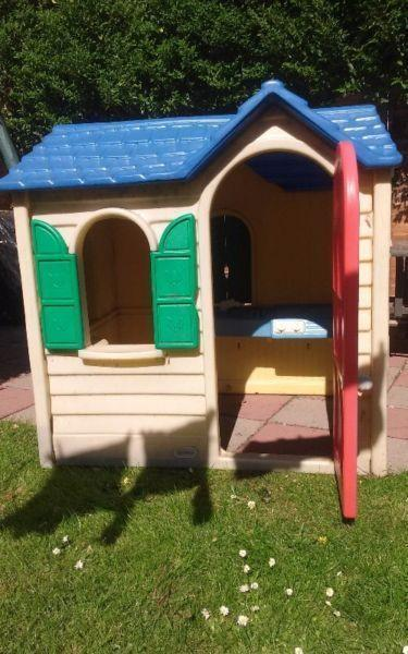 Children's Little Tikes Playhouse