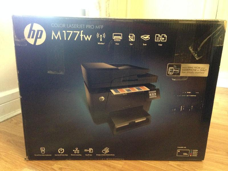 HP Wireless Laser Printer for Sale - as good as new
