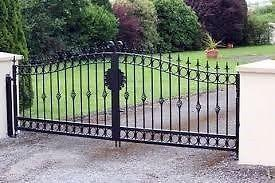gates railings