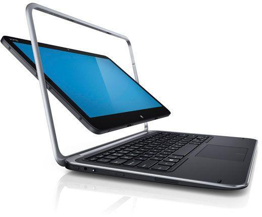 High Spec Dell XPS 12 9Q33 i7 FullHD SSD 2in1 Convertible Ultrabook
