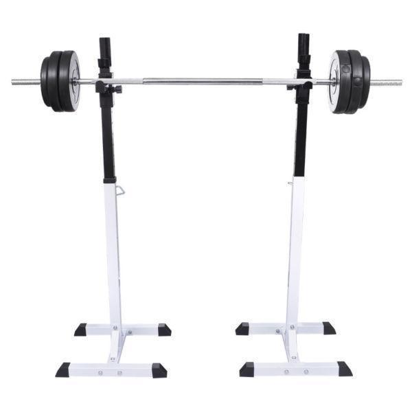 Squat Barbell Rack Set(SKU90363)