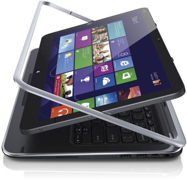 High Spec Dell XPS 12 9Q33 i7 FullHD SSD 2in1 Ultrabook Paid 1400 euro