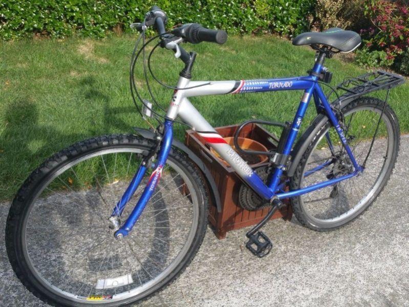 Raleigh EuroTrek Bike