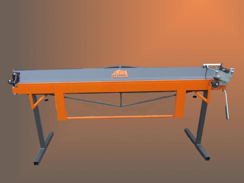 Metal plate folding machines X40x2200+ Rotary slitters (Premium)