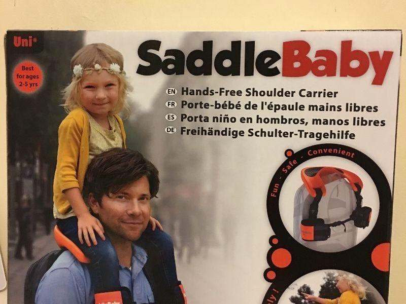 Baby Carrier: Uni Saddle Baby