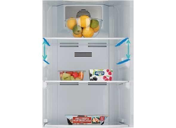 Beko Fridge Freezer - 115 euro - just a year old
